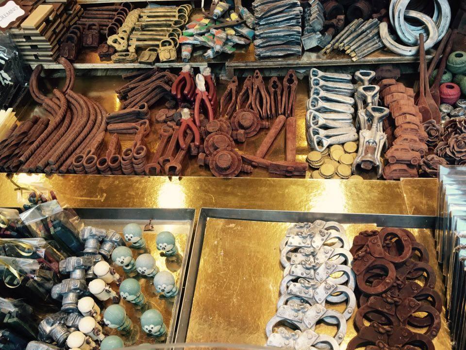 słodycze z kakao