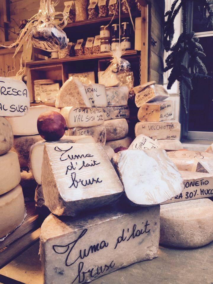 włoskie sery z Północy