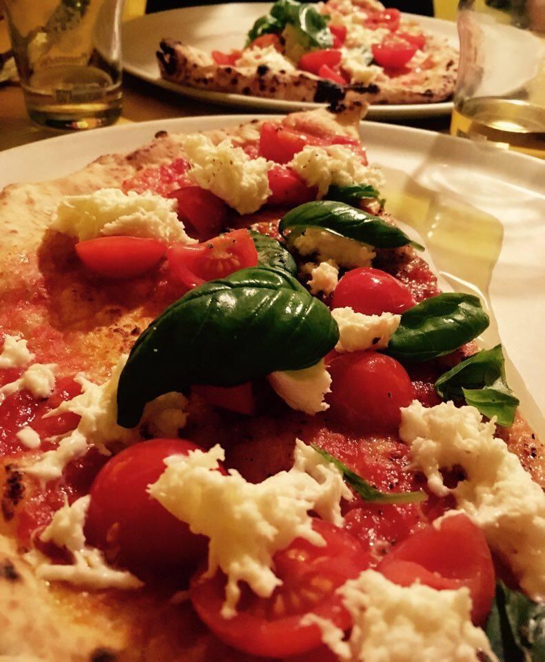 pizza w mediolanie