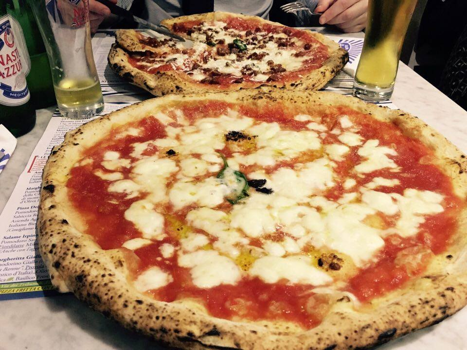 pizza mediolan