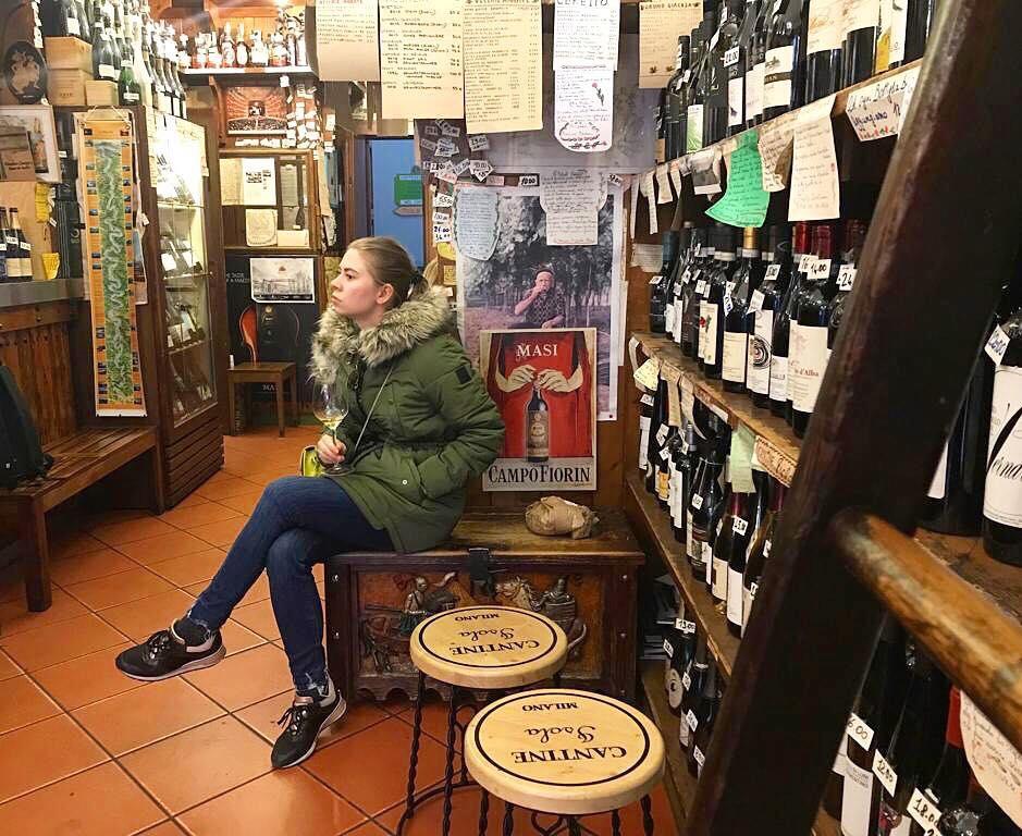 winiarnia mediolan