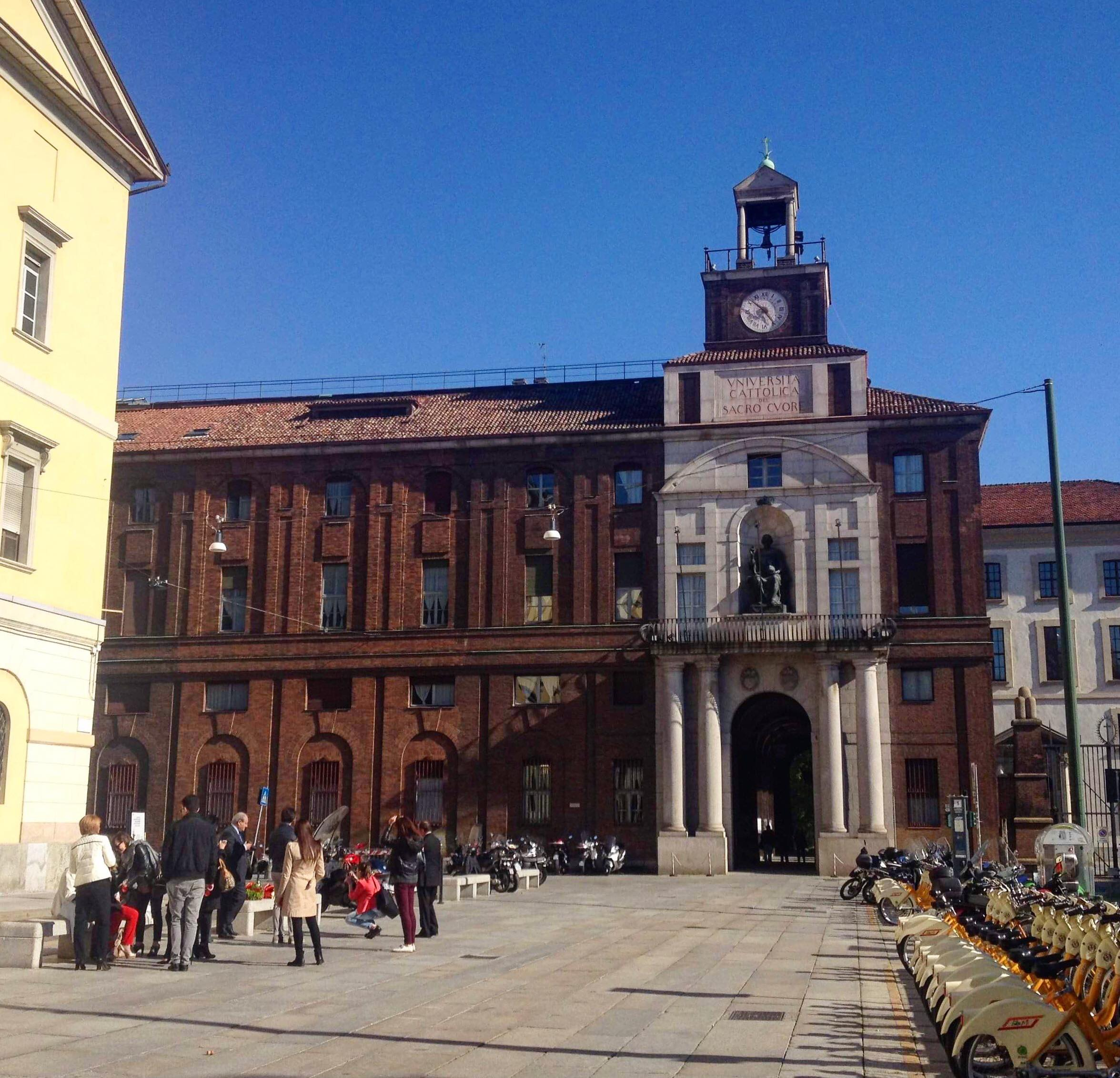 universita cattolica mediolan