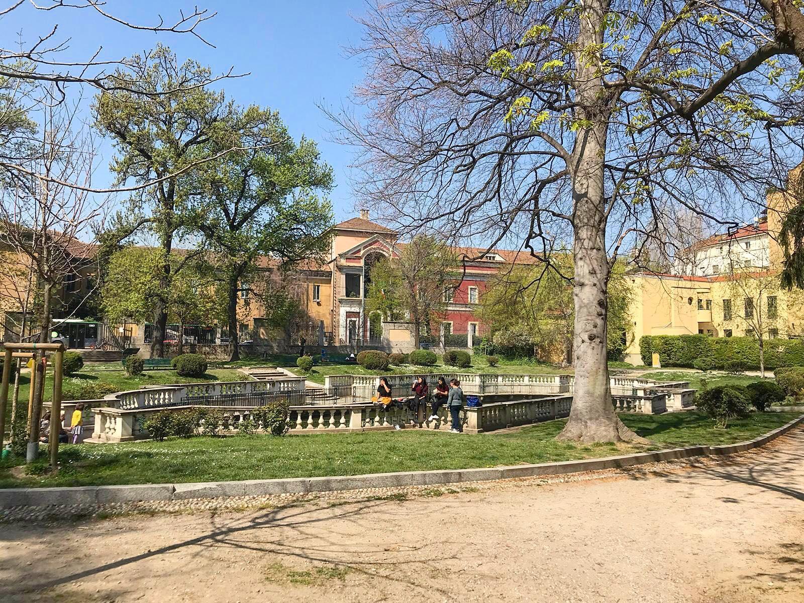park mediolan milano