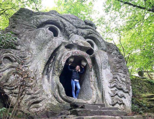 park potworów bomarzo