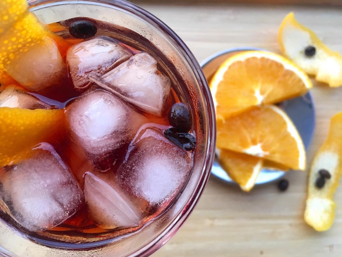negroni przepis drink
