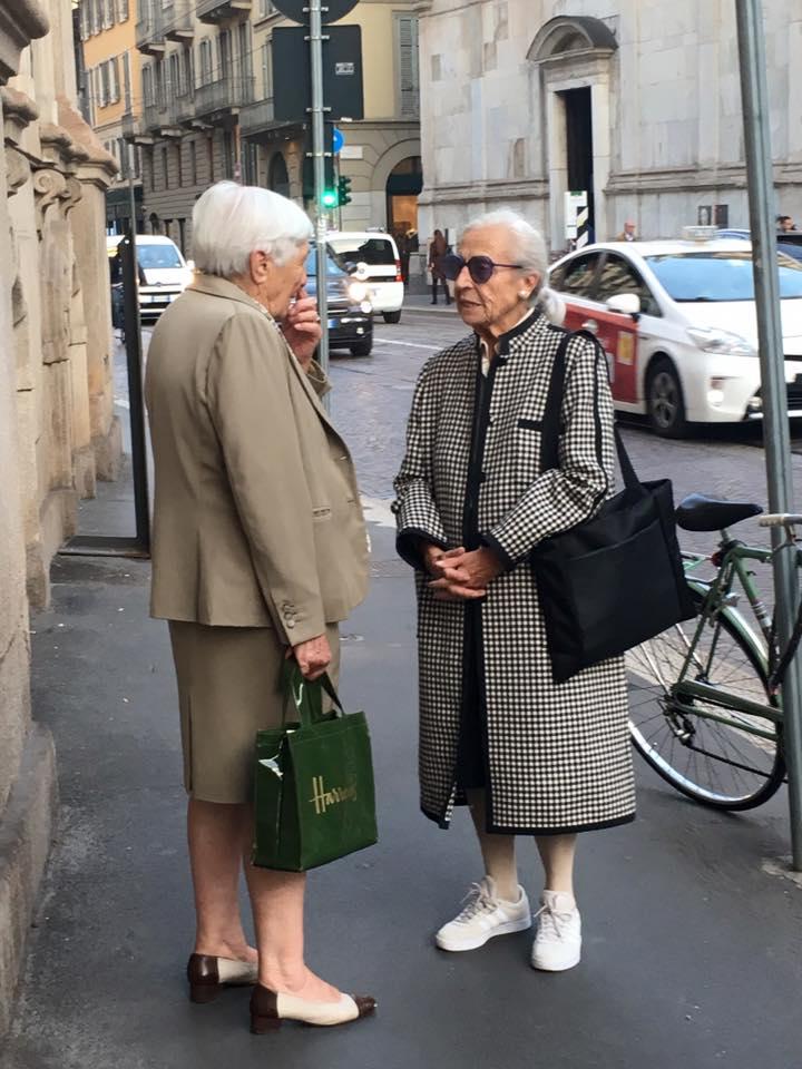 włoski styl