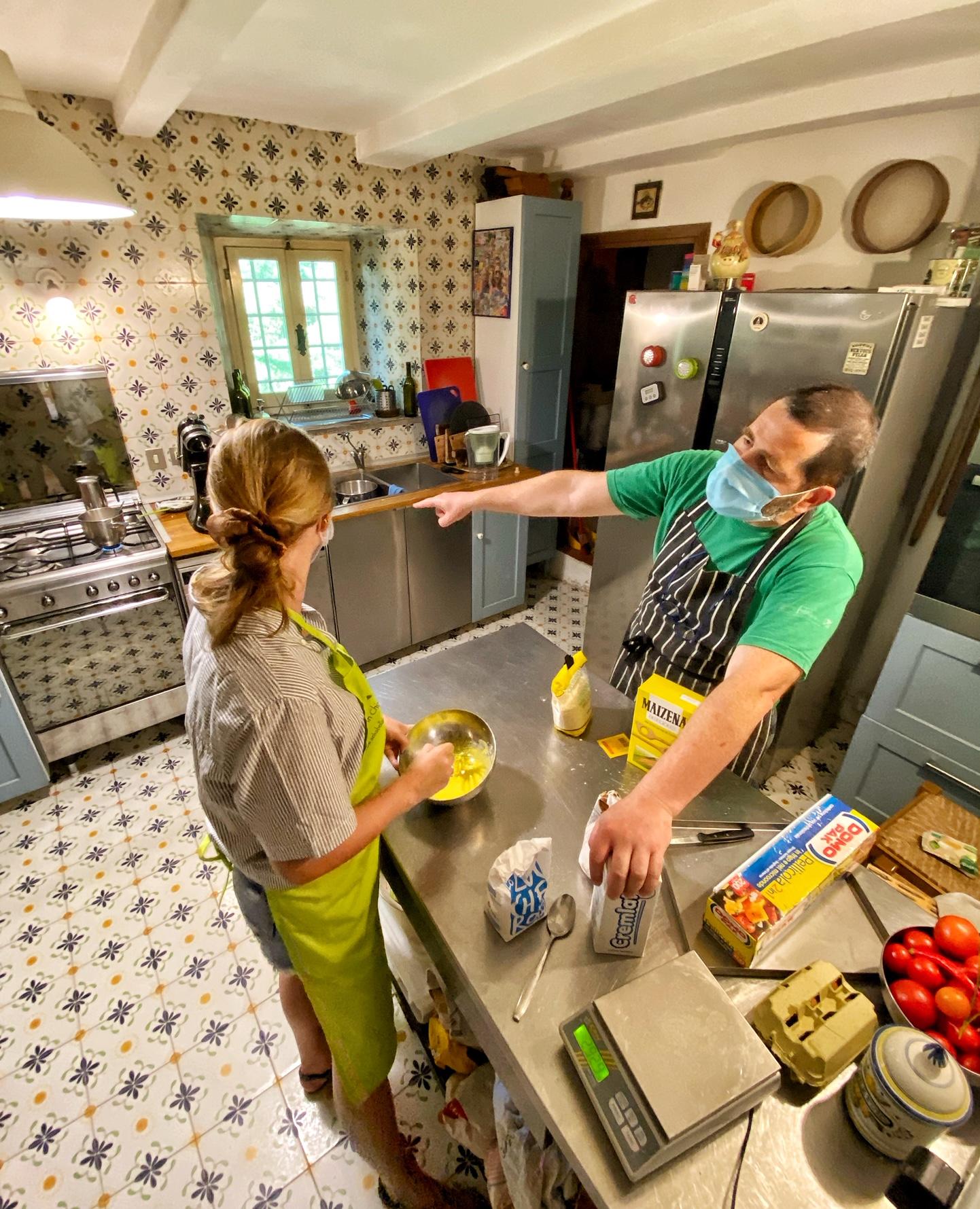lekcja gotowania toskania
