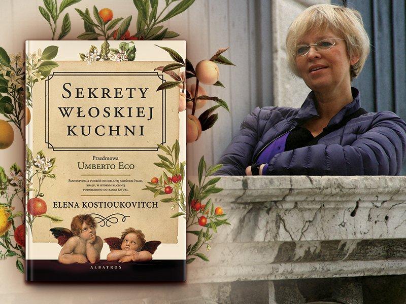 sekrety włoskiej kuchni książka