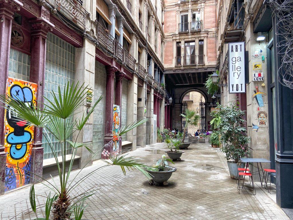 barcelona na weekend